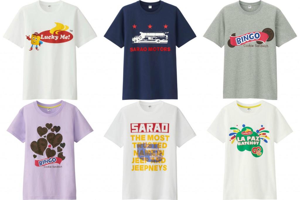 Uniqlo And Jollibee Unveil New Shirt Designs Under Beeuniq Collaboration Philippine Primer
