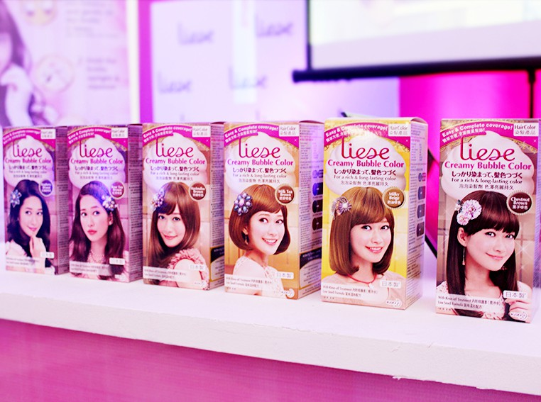 Liese The No1 Hair Color Brand In Japan Is Now In Ph