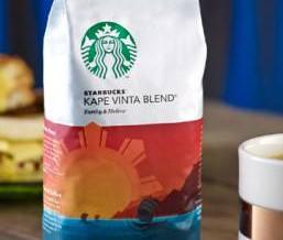 Starbucks' Kape Vinta Blend is back!