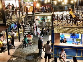 Go on a food adventure with these amazing food parks in Manila