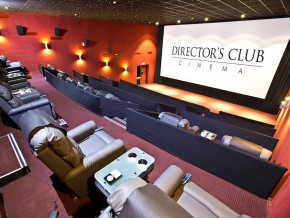 Director's Club Cinema opens in Conrad Manila
