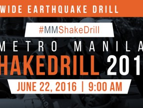 What to expect and do: 2nd #MMShakeDrill on June 22