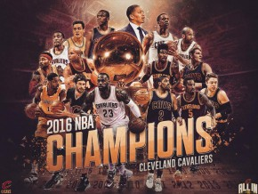 The King delivers: Cleveland Cavaliers are the 2016 NBA Champions!