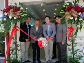 Tokyo Power Rice opened its very first branch in the Philippines