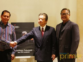 PPO gets renowned Japanese maestro as new music director