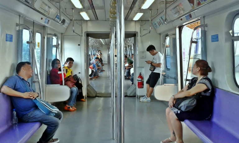 MRT-2_Train_Interior