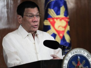 No more 'His Excellency': just call him President Duterte