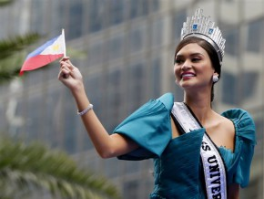 PH to host Miss Universe 2016