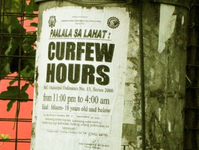 City rules in Metro Manila that you may not be familiar with