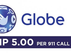 Think before you call: Globe charges P5 for 911 calls