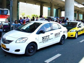 Regular taxis now allowed in NAIA