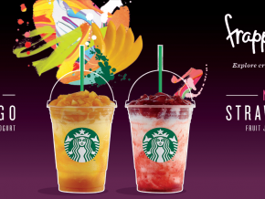 Quench that thirst: Starbucks brews two new beverages