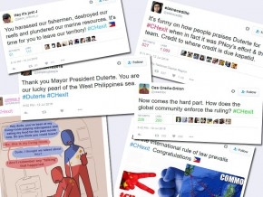 Let the games begin: Filipino netizens react to #CHexit