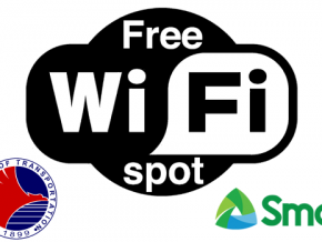 Free Wi-Fi in select transportation systems and hubs, soon in Manila