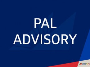 PAL to change flight schedules starting Sept. 1