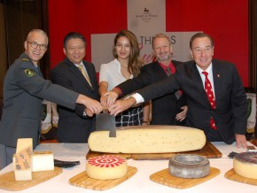 Marco Polo Ortigas Manila launches 'All Things Swiss'