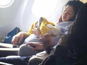 Baby girl born on a Cebu Pacific flight, awarded 1-M travel reward points