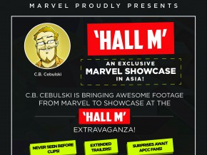Hall M: Asia's first Marvel Showcase to be launched at AsiaPOP Comicon Manila