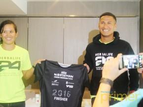 Triathlete Omar Paredes becomes first Filipino finisher of World's Toughest Triathlon