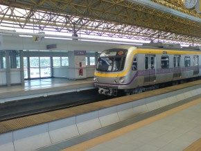 LRT-2 is Now Operating Again