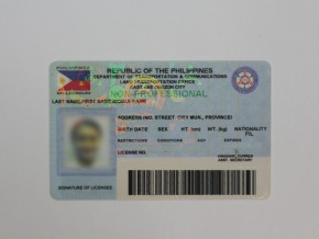 PH driver's license validity to be extended for 5 years starting October