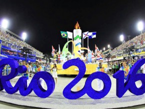 2016 Rio Olympics is all set up for its Opening Ceremony on August 5