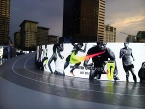 Nike's Unlimited Stadium is now open in Bonifacio Global City