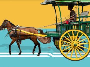 Hold your horses! Grab is offering GrabKalesa in Manila