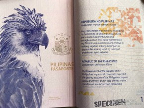 New PH passports to be released starting today