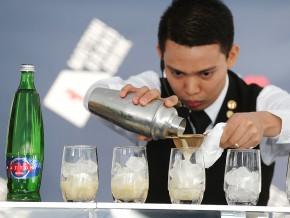 New World Manila Bay bartender, to represent PH in IBA-World Cocktail Championship