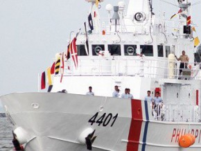 PH receives first coastguard vessel from Japan