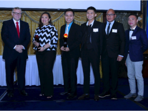 FWD Life Philippines wins 2 honours at the 1st Insurance Asia Awards