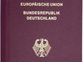 German passport, most powerful in the world — H&P