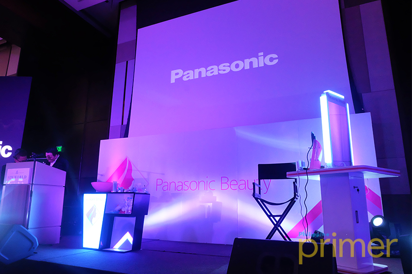 Panasonic Beauty Launches New Products Philippine Primer