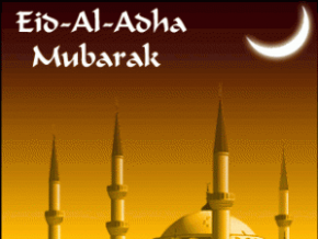September 12 declared a non-working holiday for Eid'l Adha