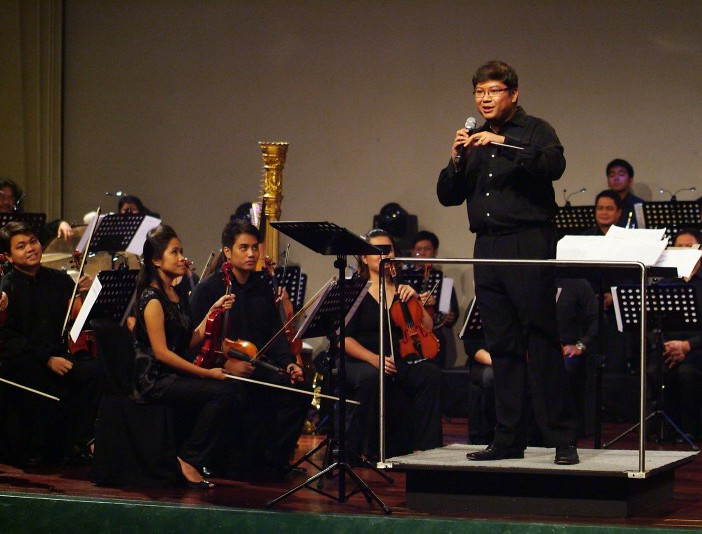 PH's Gerard Salonga is new assistant conductor in HK Philharmonic Orchestra