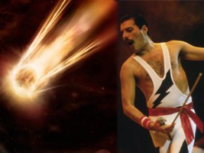 Asteroid named after Queen Star's Freddie Mercury