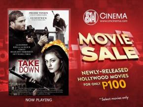 SM Cinema Movie Sale