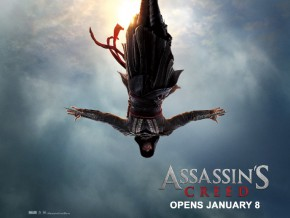 """Latest Brand New Trailer of Game-to-Movie """"Assassin's Creed"""""""
