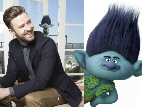 Justin Timberlake's True Colors Revealed in 'Trolls'