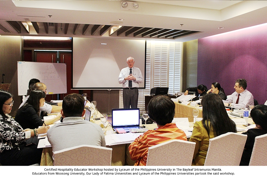 Asia World Hospitality offers AHLEI certification programmes