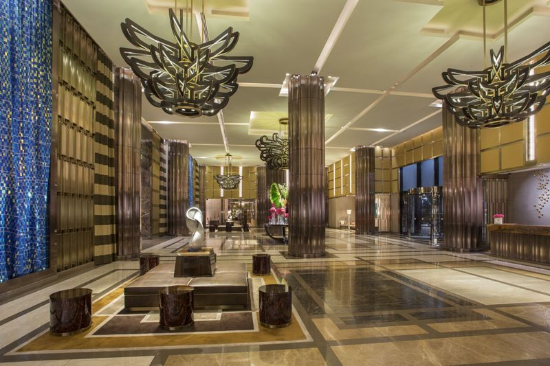 Crown towers manila wins big in international hotel and for Luxury hotel awards