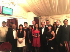 First Filipina UK official receives award in London