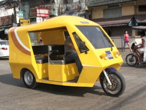 Philippines' E-Vehicle project gets support from NEDO and SoftBank in Japan