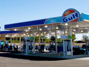 Gulf Oil opens first pumping station in the Philippines