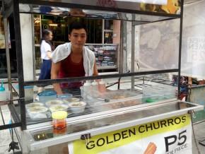 Japanese vendor in Caloocan goes viral on Social Media