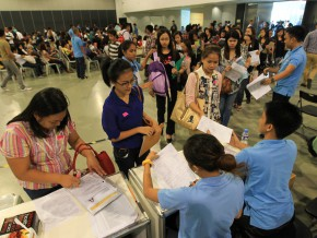'Work Pay' tops most urgent concern of Filipinos—survey