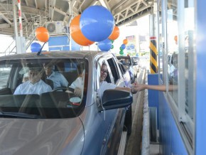 New booths at Bocaue toll plaza to ease traffic during the holidays—MNTC