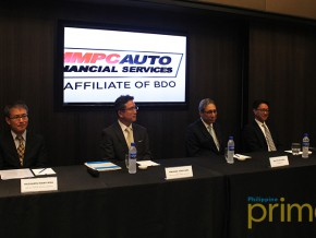 "MMPC Auto Financial Services Corp. launches ""Auto Finance Business"""