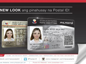 New and improved Postal ID now a primary document for passport application